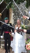 Camilla Jenkinson Wedding - swords (2) (96x170)