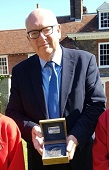 Terry Hunt - Suffolk Medal (2)